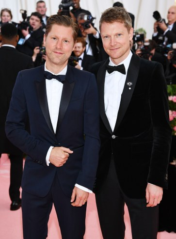 Christopher Bailey Woods and Simon Woods