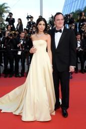Daniella and Quentin Tarantino