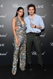 Hana Cross and Brooklyn Beckham
