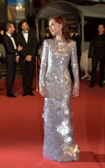 Isabelle Huppert at 'Frankie' Premiere