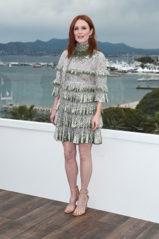 Julianne Moore at 'The Staggering Girl' Photocall