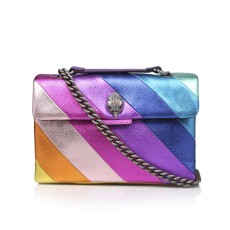 Rainbow Should Handbag, Kurt Geiger, €225 http://bit.ly/2JnNZBc