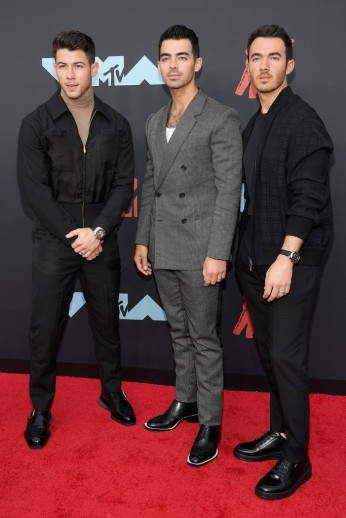 Nick, Joe & Kevin Jonas