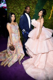 Hennessy Carolina, Offset, and Cardi B