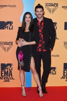 Cecilia Rodriguez and Ignazio Moser