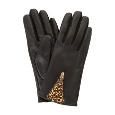 Dune London Irminie Leopard Buckle Trim Gloves. €55 http://bit.ly/35s4xkW