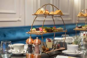 The Morgan Hotel Afternoon Tea Gift Vouchers in 10 Fleet Street, from €30 http://bit.ly/2XT2AeW