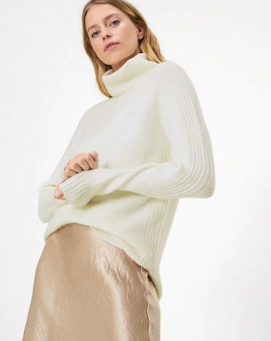 Marks & Spencer M&S Collection Cosy Roll Neck Jumper, €34 http://bit.ly/2O5N8sB