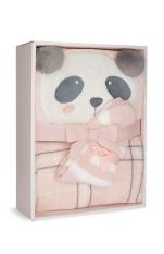 Penneys Panda Sherpa PJ Gift Set, €13