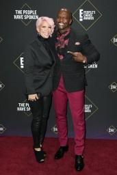 Rebecca & Terry Crews