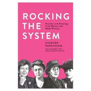 'Rocking the System' by Siobhán Parkinson, €10 http://bit.ly/33fLXen