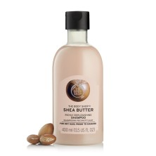 The Body Shop Shea Butter Shampoo, €14.50
