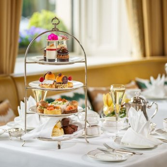 The Shelbourne Hotel Afternoon Tea for Two in The Lord Mayor's Lounge, from €110 http://bit.ly/345u7w0