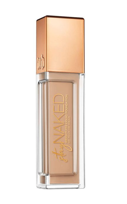 Urban Decay Stay Naked Weightless Liquid Foundation, €36 http://bit.ly/2QuKYnL
