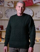 Aran Sweater Market Merino Aran Sweater, €82 http://bit.ly/2rOz8Ll
