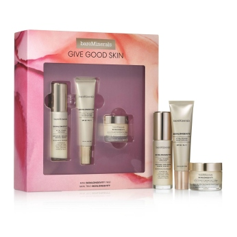 bareMinerals Give Good Skin Miniature Size Skincare Gift Set, €48