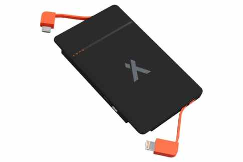Bear Grylls 3000mAh Power Bank, €34.99 http://bit.ly/2P6iaB5