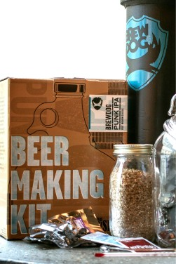 BrewDog Punk IPA Beer Making Kit, €57 http://bit.ly/2YMpWDe
