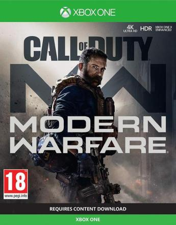 Call of Duty Modern Warfare for XBox One, €69.99 @ GameStop http://bit.ly/2Lwpnbi