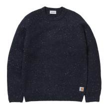 Tribe Carhartt Anglistic Sweater, €82 http://bit.ly/2DBUCND