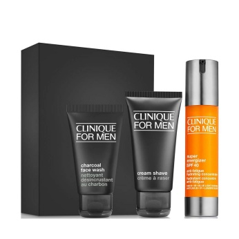 Clinique For Men Daily Energy + Protection Set, €52