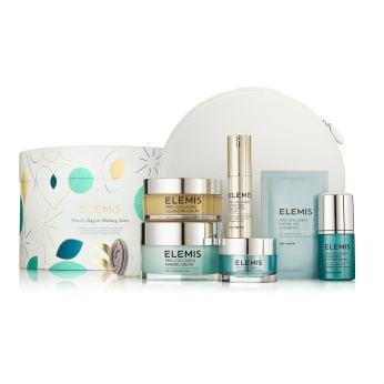 ELEMIS Pro-Collagen Shining Stars Skincare Gift Set, €315