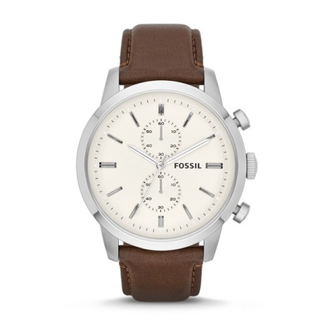 Fossil Brown Townsman Watch, €170 http://bit.ly/2RzIjd9