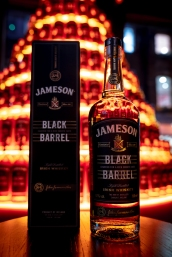 Jameson Black Barrel, €50 http://bit.ly/2YuwOFg