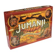 Jumanji Board Game, €17.99 http://bit.ly/2PQgElQ