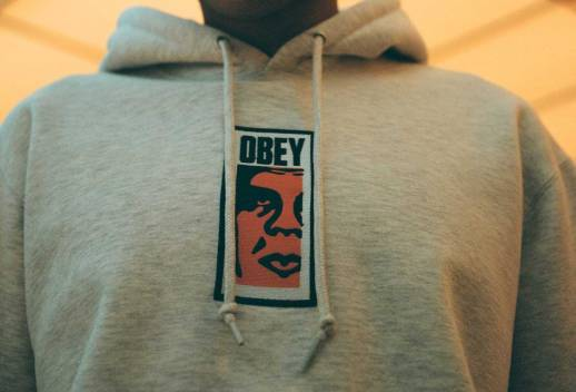 Obey Hoodie, €80 @ Tribe
