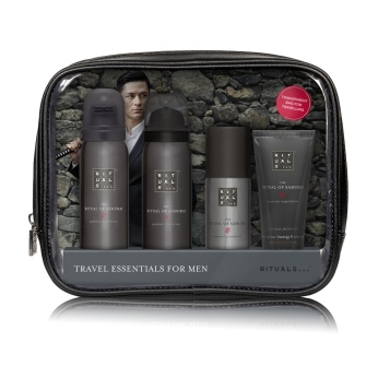 Rituals The Ritual of Samurai Travel Set Skincare Men, €29.90