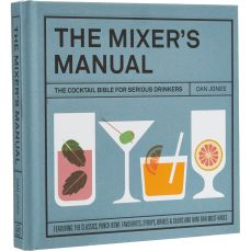 TK Maxx The Mixers Manual Book, €5.99