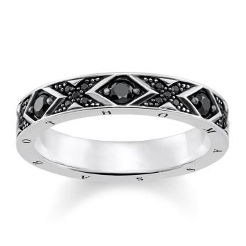 Thomas Sabo Asian Ornaments Ring, €119 http://bit.ly/2qXuz13