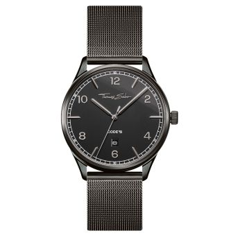 Black Unisex Code TS Watch, €239 http://bit.ly/37YHtfT