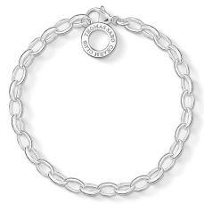 Thomas Sabo Classic Charm Club Bracelet, €39 http://bit.ly/2Lka8C7