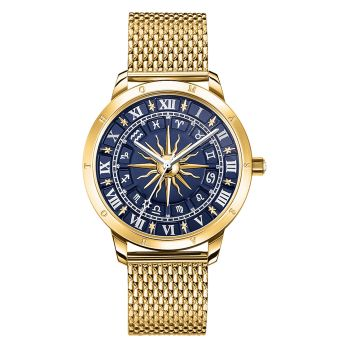 Glam Spirit Astro Blue Watch, €298 http://bit.ly/33Gtd7T