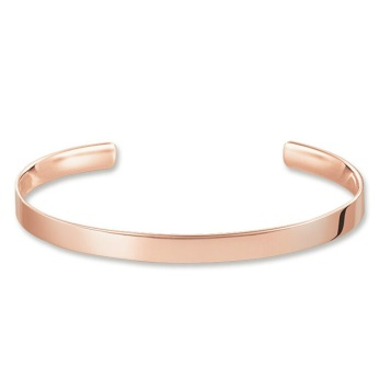 Thomas Sabo Love Cuff Bangle, €129 http://bit.ly/2qgAJZA