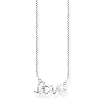 Thomas Sabo Love Necklace, €79 http://bit.ly/2LgtwA3