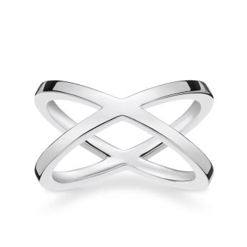 Thomas Sabo Minimalist Graphic Style Ring, €79 http://bit.ly/388SUSe
