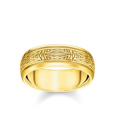 Thomas Sabo Ornament Ring, €149 http://bit.ly/38441f2