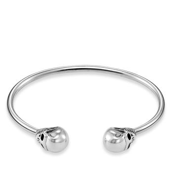 Thomas Sabo Skull Bangle, €149 http://bit.ly/3429XCg