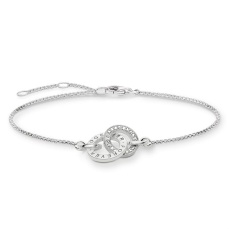 Thomas Sabo Together Forever Bracelet, €89 http://bit.ly/34NPIsS