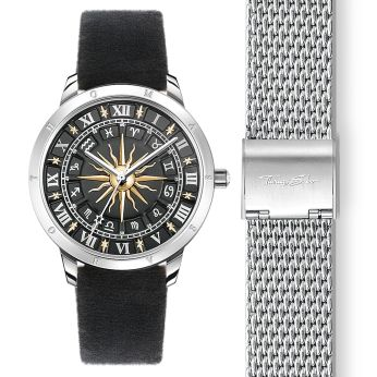 Two Tone Sun Astro Watch, €298 http://bit.ly/2RjHzbR