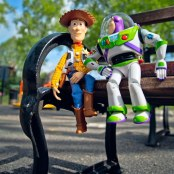 Toy Story Interactive Friends Woody & Buzz Lightyear, €79.99 http://bit.ly/2PQgElQ