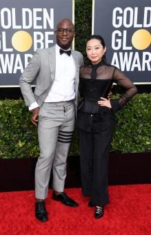 Barry Jenkins and Lulu Wang