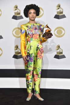 Esperanza Spalding won the Grammy Award for Best Jazz Vocal Album for '12 Little Spells'
