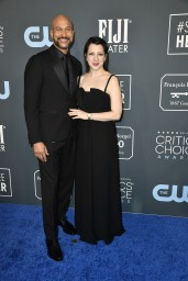 Keegan-Michael Key and Elisa Key