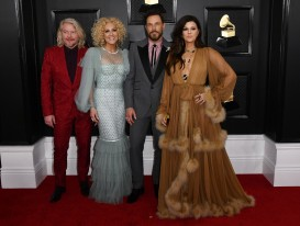 Philip Sweet, Kimberly Schlapman, Jimi Westbrook, and Karen Fairchild of Little Big Town