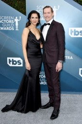 Shireen Jiwan and James Tupper
