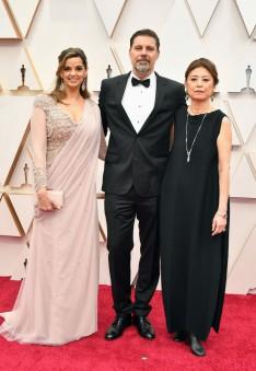 Marisa Román, Sergio Pablos, and Jinko Gotoh